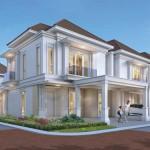 PASADENA Residence: Rumah Mewah di Gading Serpong Mulai Dari Rp3,2Man